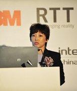 北京汽车研究总院设计总监乌琳高娃