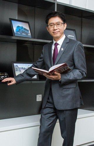 宝沃汽车(中国)有限公司执行副总裁 陈威旭