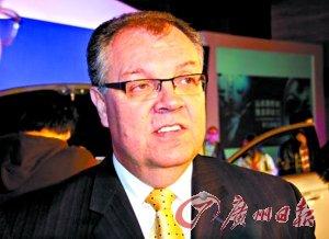 专访长安福特马自达新任总裁:马瑞麟