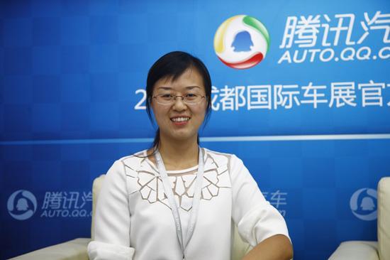 五菱游雪梅:年销180万无压力 明年推出SUV