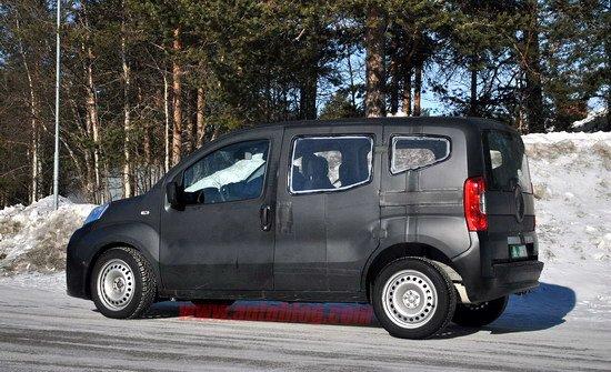 Fiat/Jeep联合打造 全新CUV车型谍照曝光