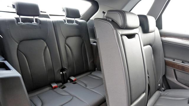 家用新选择 大迈X7新增七座版车型