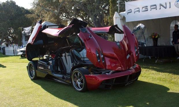 世界上最豪华的车_