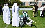 迪拜警察将配备飞行摩托