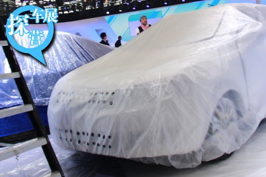 [上海车展探营]全新马自达6将亮相上海展馆