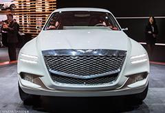 本田/丰田将紧张 现代纽约车展发布氢动力概念车