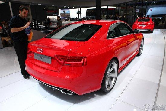 [国内车讯]奥迪RS5将于成都车展正式上市