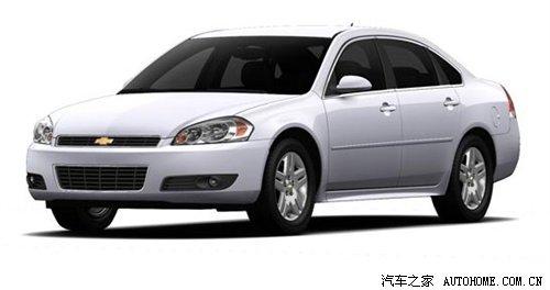 采用新动力 改款雪佛兰Impala泄露图曝光