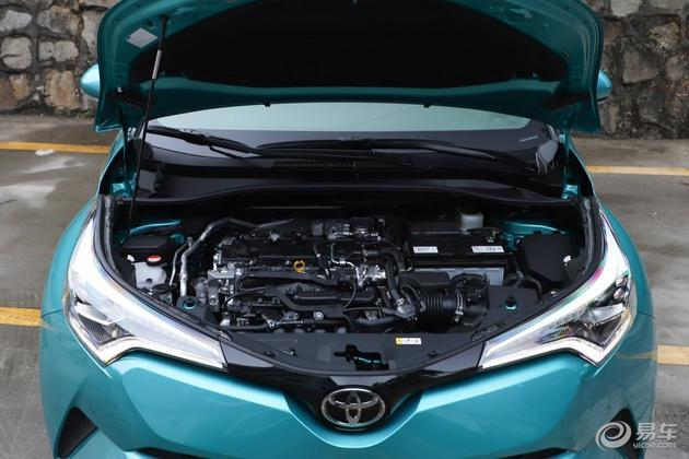 广汽丰田C-HR或于6月23日上市 全系搭载2.0L发动机