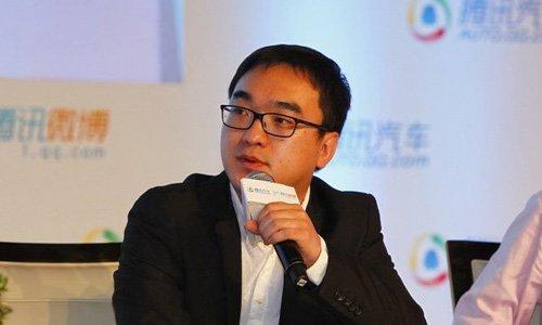 翟旭鸣:奥迪体会到腾讯微博对网友的号召力