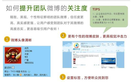 腾讯汽车第三届中国车友微博节活动招募
