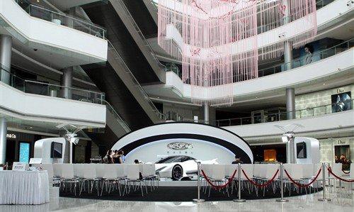 全球最快量产超跑SSC Tuatara亚洲首发