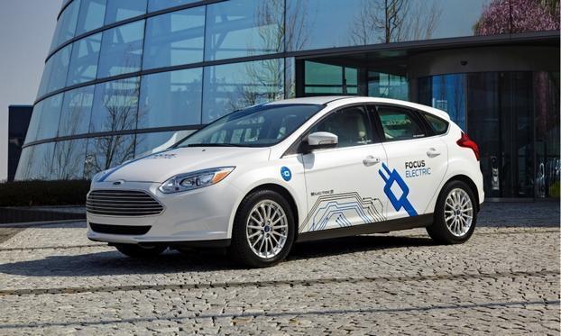 福特福克斯欧洲停产 改产混动厢式运送车