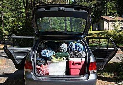 真的别装了 卸下包袱才能拥有完美后备厢
