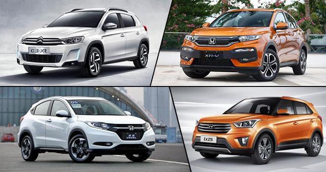 高品质小型SUV车型推荐 实惠的年轻化之选
