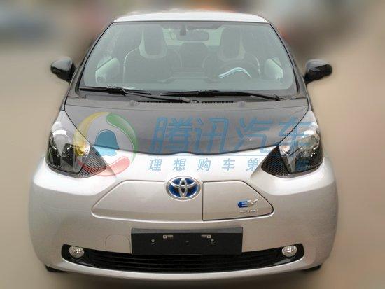 作为一款a00级小车,丰田iq自2008年发布上市以来就颇受欧洲高清图片