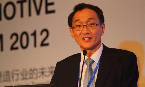 李雨宗:电动车发展需要全新的构架概念