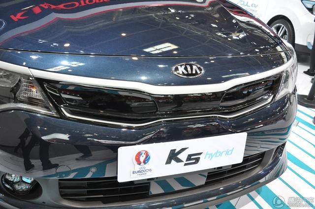 东风悦达起亚K5混动版上市 售价19.98万起高清图片
