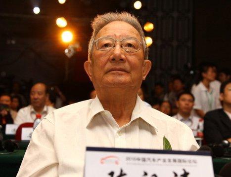 陈祖涛:我国电动车技术落后国际先进水平