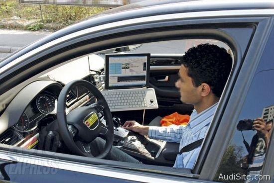解读无人驾驶汽车工作过程 几乎全自动化高清图片