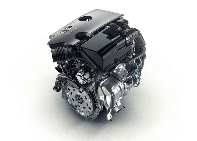 英菲尼迪QX50概念车官图发布 向量产靠拢