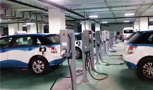 美媒称中国推出租车电动化 欲引领电动车市场