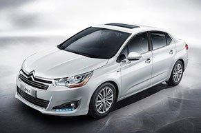 [新车发布]全新C4L STT版于广州车展上市