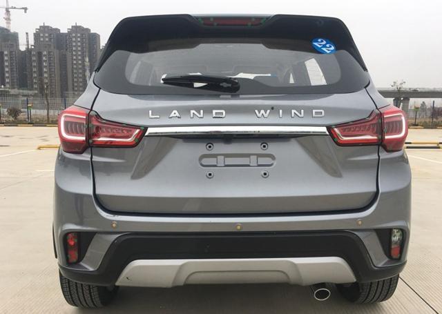 陆风X2部分配置信息曝光 上海车展发布