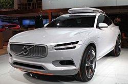 [新车解析]沃尔沃XC COUPE概念车北美首发