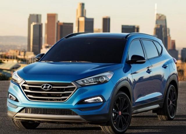 现代将推高性能SUV车型 途胜N和KONA N
