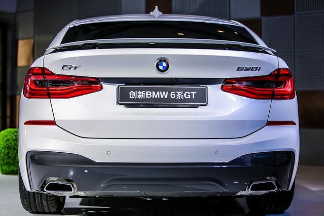 宝马携多款6系GT等车型 亮相2017广州车展
