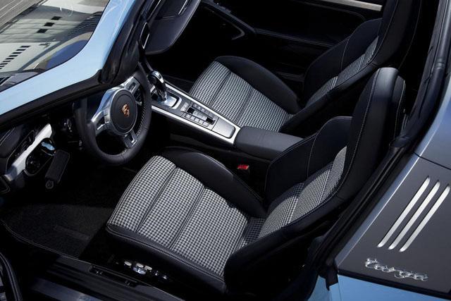 保时捷911 Targa 50周年纪念版 限量15台