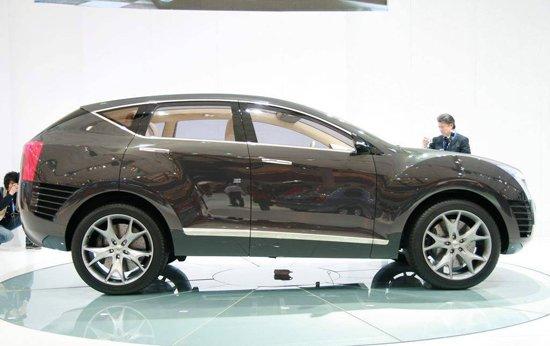 8款自主品牌SUV前瞻 哈弗H7/红旗SUV领衔