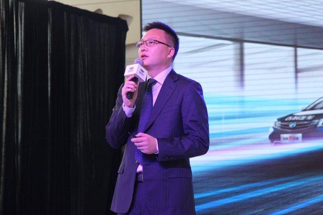 陆斌将从奇瑞营销公司辞职 仅到岗半年