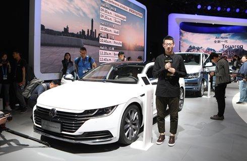 体验新CC 用买低配3系的钱就能买到的最美大众车!