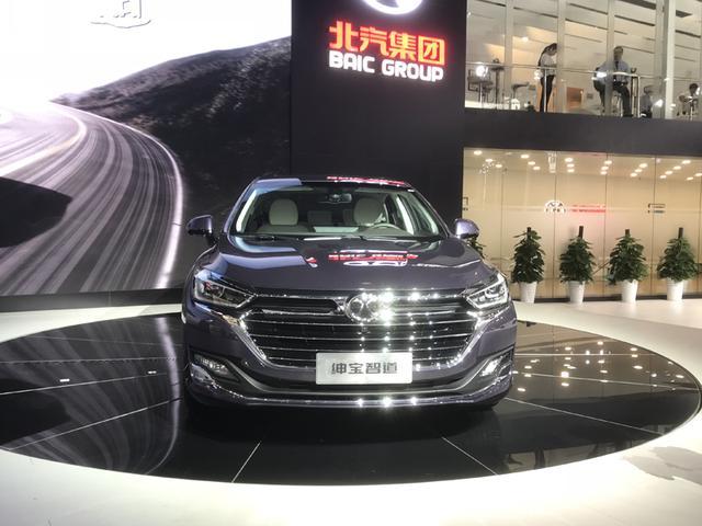 绅宝智道预售8.99万起 定位中型轿车