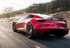 特斯拉下一代Roadster或将使用Space X火箭技术