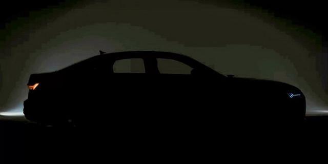 内外周全升级 奥迪新一代A6预告图曝光