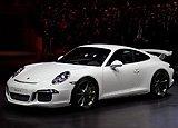 全新保时捷911 GT3