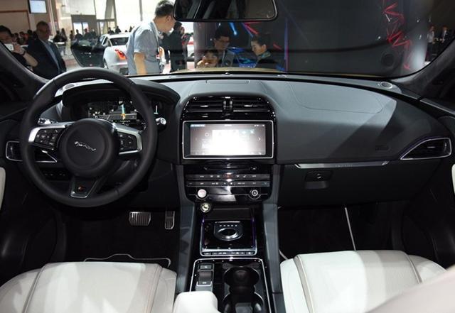 捷豹F-PACE现身环保目录 预计明年国内上市
