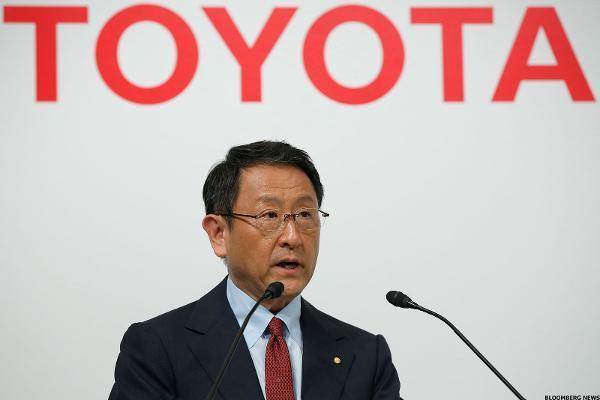 丰田制定雄心勃勃在华销售目标 今年销售140万辆