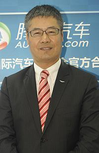 阿斯顿马丁中国区总裁彭明山