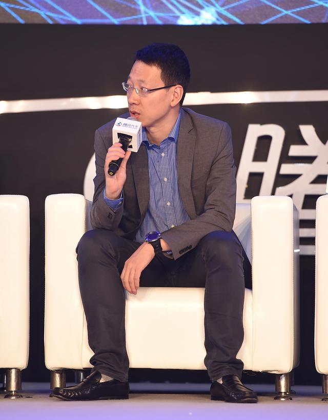"""吴震皓:""""云""""中数据将成为厂商核心资产"""