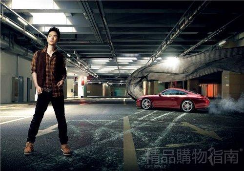 灵魂守卫者 保时捷911 Carrera S VS 张晓龙