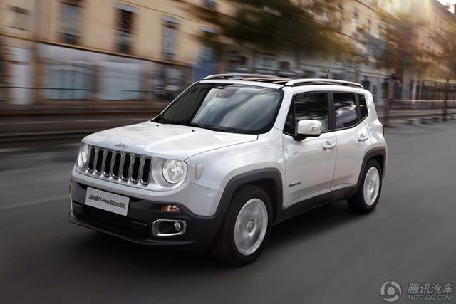2017款Jeep自由侠将3月上市 增MySky天窗版