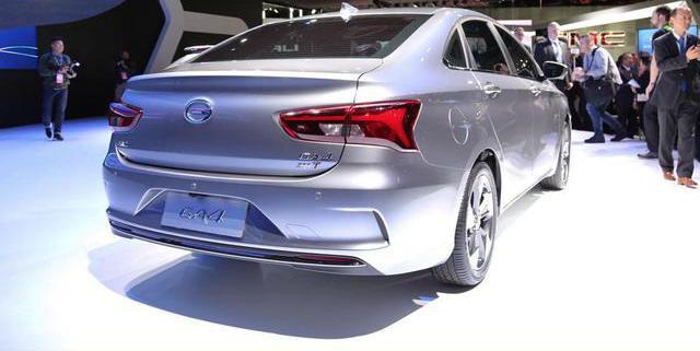 紧凑家轿新选择 广汽传祺GA4于1月18日上市
