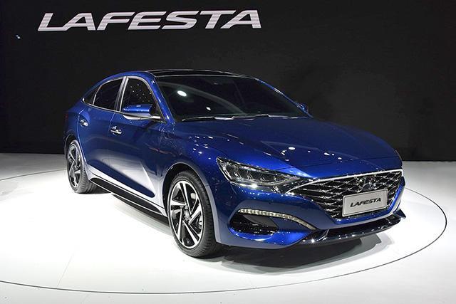 LAFESTA轿跑领衔 博狗官网下半年将铰5款新车