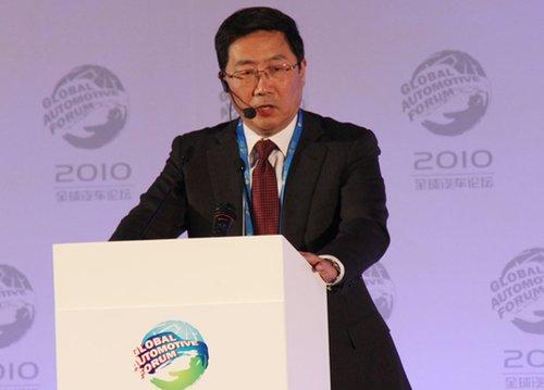 汪大总:产品战略是北汽国际化推进的核心