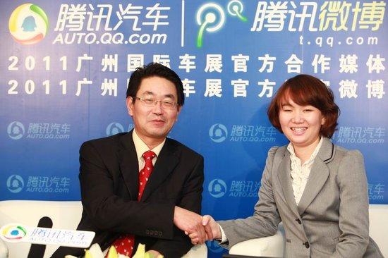 陈斌波:东本将产Insight 明年车市或增5%