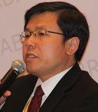 吉利集团副总裁、吉利研究院院长 赵福全